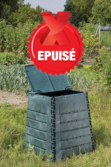 345 litres epuise